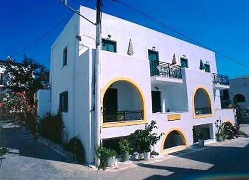Anixi Naxos Island